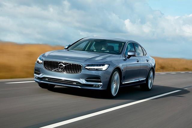 Volvo S 90  : Le grand virage de la firme