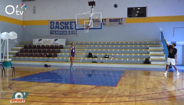 O'Sport: le rêve américain pour des basketteurs réunionnais