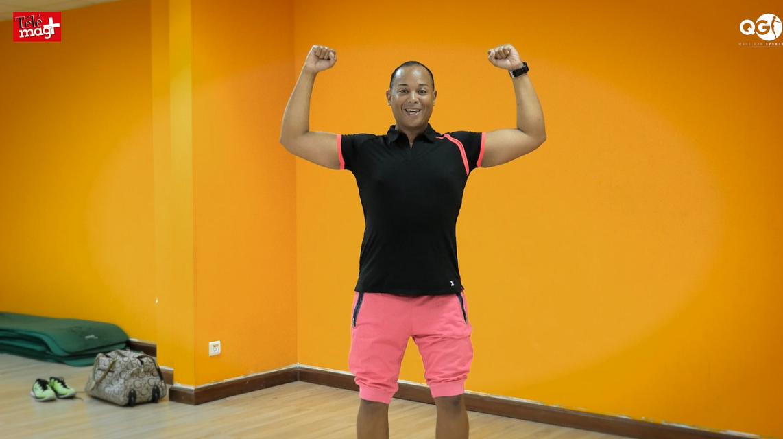 Séance de sport avec QG: Spécifique Haut du corps