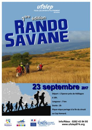 Rando Savane UFOLEP