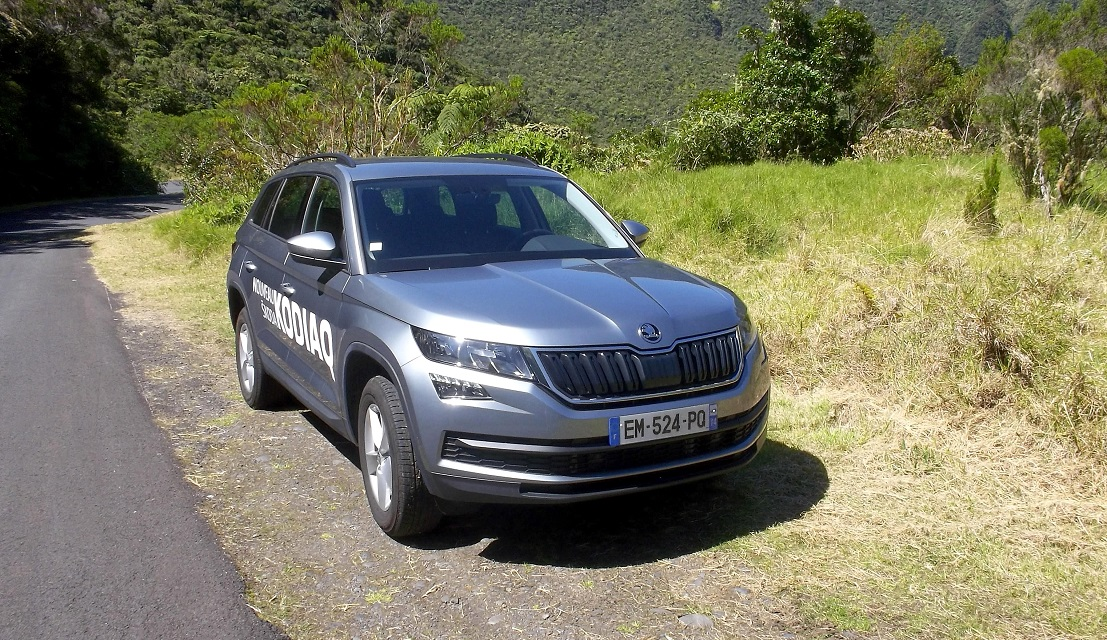 skoda kodiaq 2 0tdi 150ch 4x4 ambition. Black Bedroom Furniture Sets. Home Design Ideas