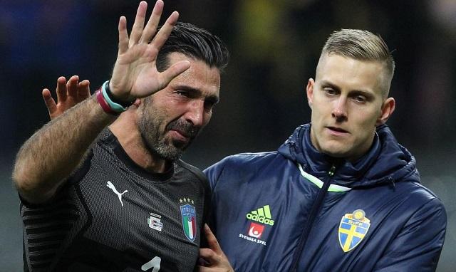 Mondial-2018: Pour la première fois depuis 1958, l'Italie ne participera pas à la Coupe du monde