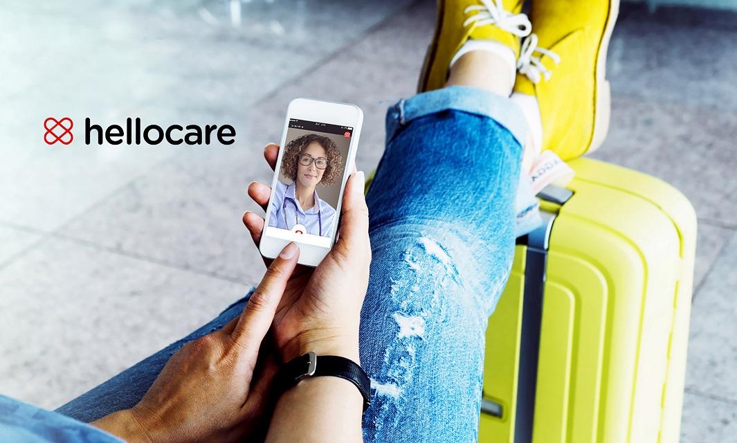 Hellocare, un médecin en 5 minutes, partout dans le monde