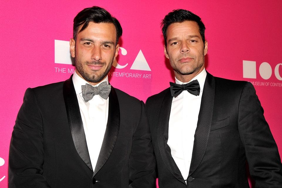 Ricky Martin s'est marié!