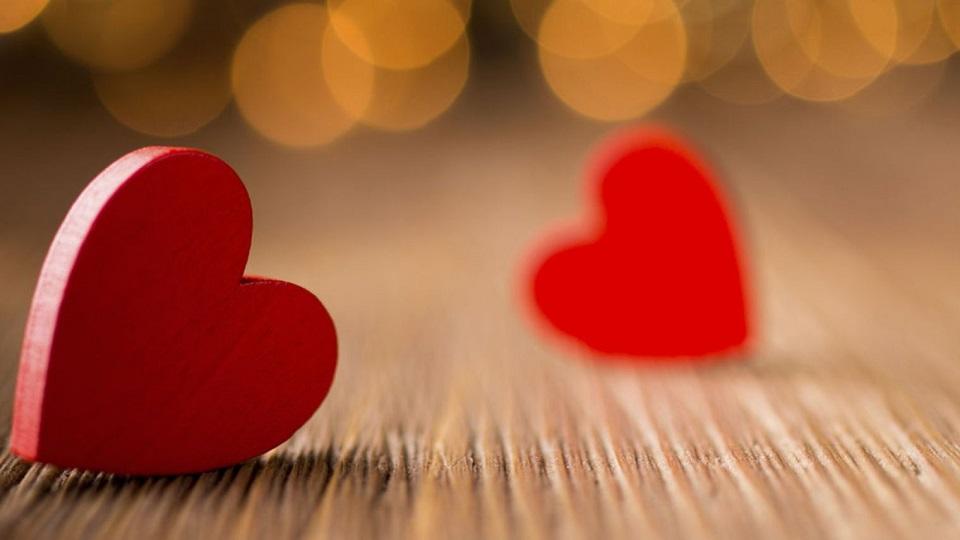 Saint-Valentin voluptueuse