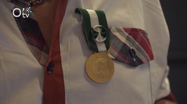 Médaille du travail : des années d'engagement saluées