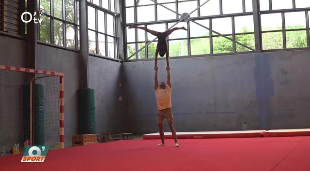 Gymnastique Acrobatique : une discipline montante à la Réunion