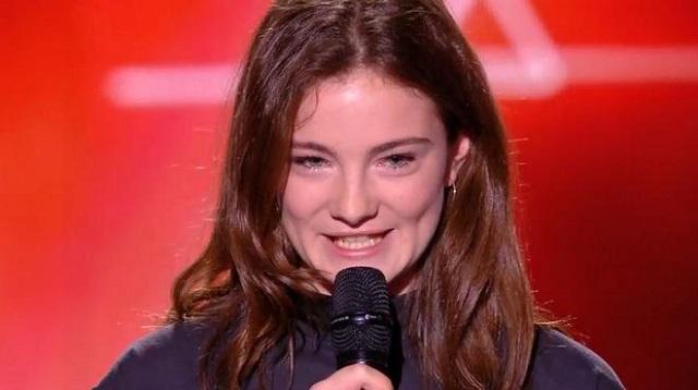 The Voice: A 18 ans, Capucine rejoint l'équipe de Mika
