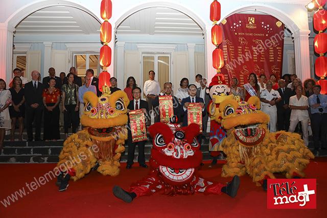 Conseil départemental: Nouvel an chinois