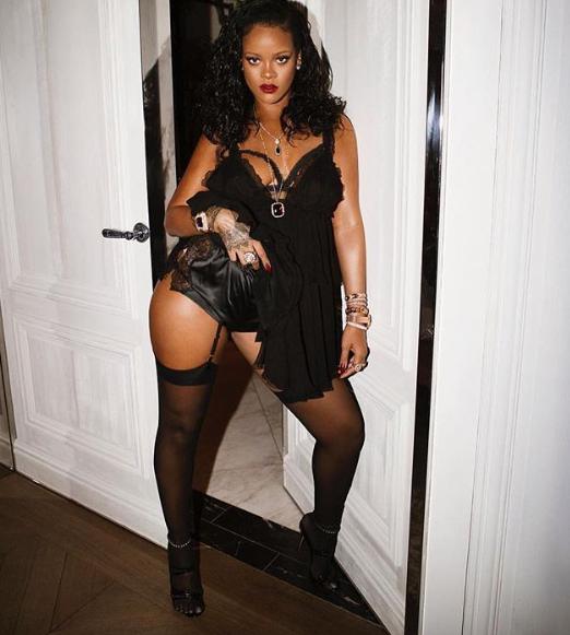 Découvrez la collection de lingerie de Rihanna : Savage x Fenty