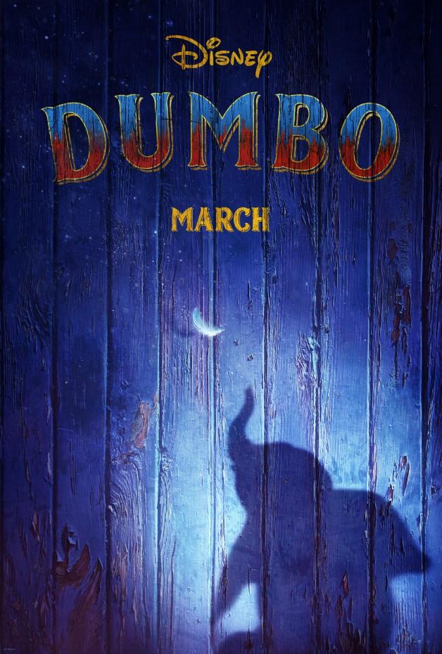 """Les premières images de """"Dumbo"""", le film par Tim Burton"""