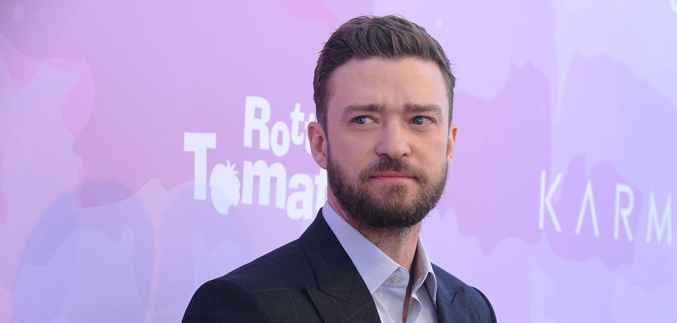 Nouvelle Officialise Justin Veste Une La À Timberlake Grâce pUUqwvA