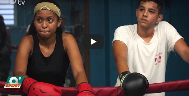 La boxe française endigue la jeunesse de la Rivière des Galets