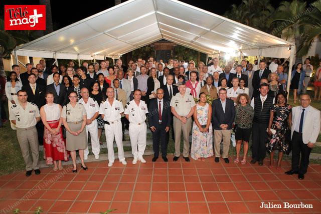 Département de la Réunion : IHEDN