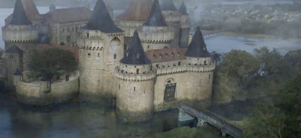 Game of Thrones: Le château de Tully, est à vendre