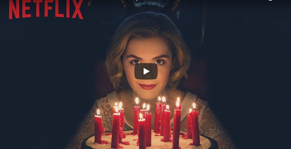 """Netflix, dévoile le trailer maléfique des """" Nouvelles Aventures de Sabrina"""""""