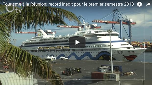 Video - Tourisme à la Réunion: record inédit pour le premier semestre 2018