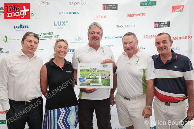 Golf Les Trophées Réunitours - Lux : Les récompenses