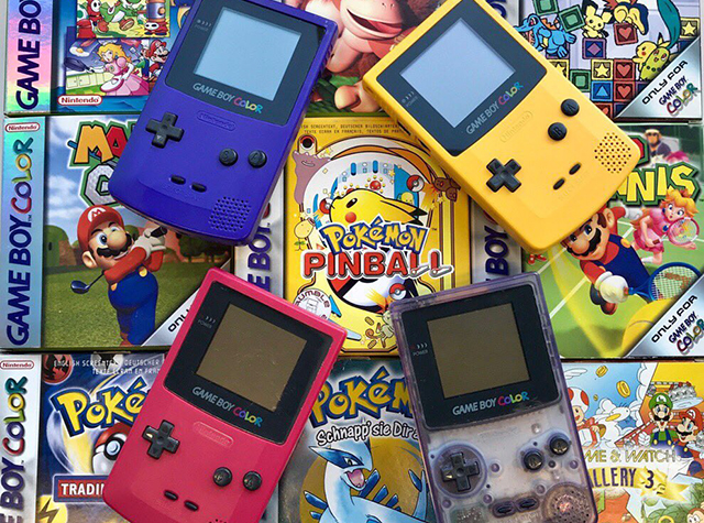 Super Mario Carnet Poche Ligne Game Boy