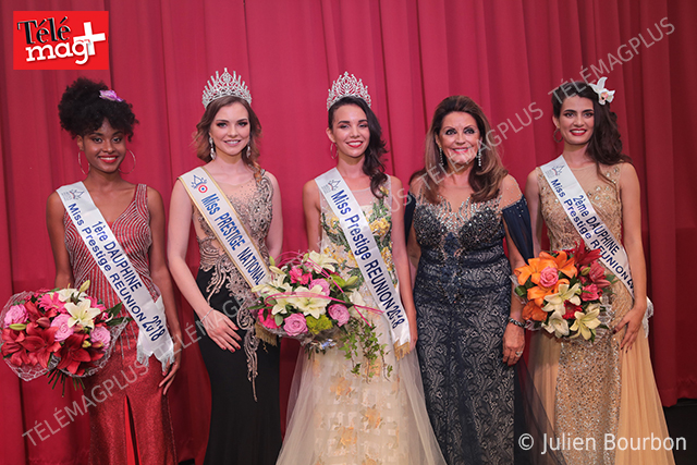 Miss Prestige Réunion 2018 : Election