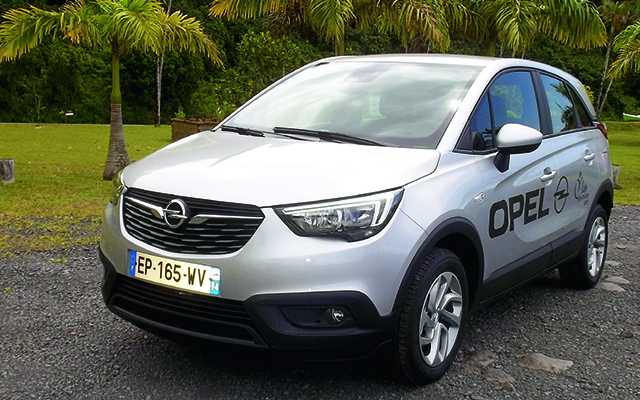 OPEL CROSSLAND X 1.2 Ecotec Turbo 110ch Finition Edition