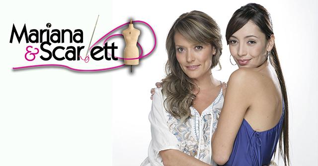 Télénovélas - Mariana & Scarlett - épisodes 1 à 8
