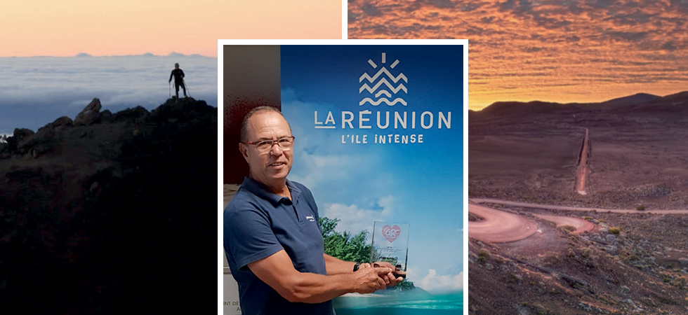 La Réunion obtient le trophée « GR® préféré des Français » !