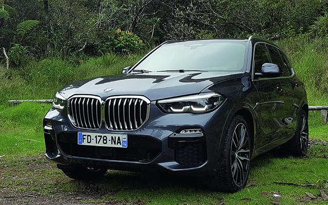 BMW X5 30d Xdrive M-Technic 265ch 2019