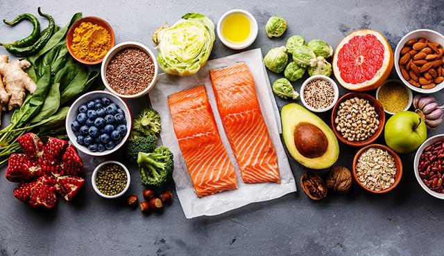 Le bien-être dans mon assiette : Place aux super-aliments