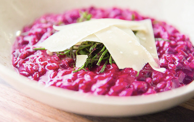 La tendance « Pink Food »