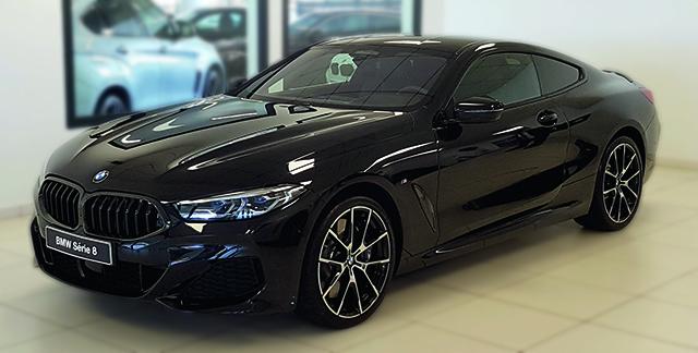 BMW Série 8 840d 320ch