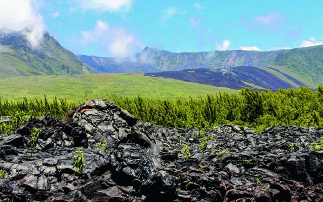 Le Département soigne le Volcan