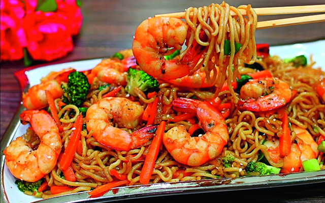 3 recettes chinoises