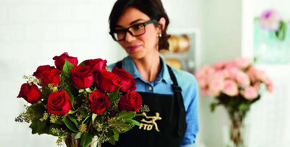 Les professionnels des fleurs