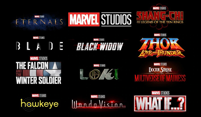 LA PHASE 4 DU MARVEL CINEMATIC UNIVERSE