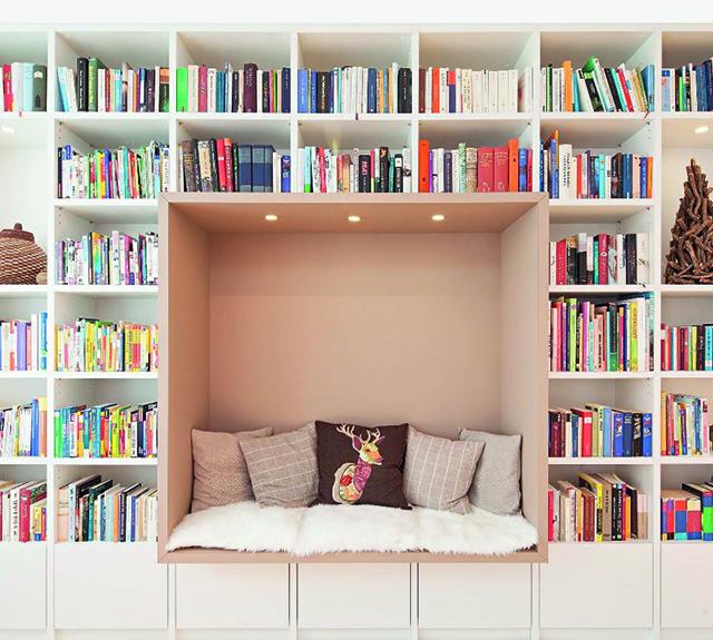 La bibliothèque idéale !
