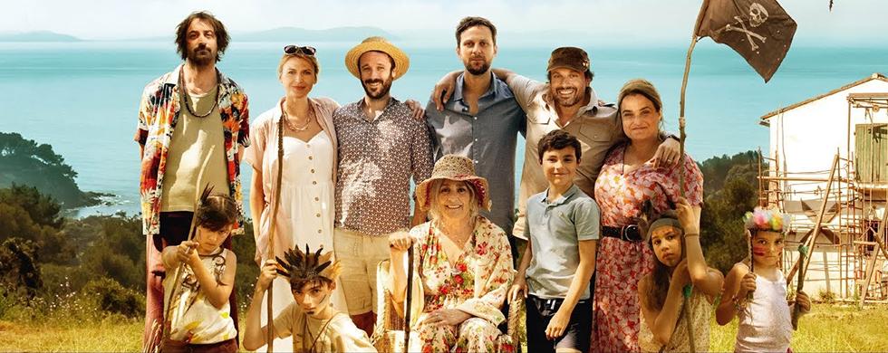 """Cinéma - 50 places à gagner pour """" MA FAMILLE ET LE LOUP """" avec le réseau ICC"""