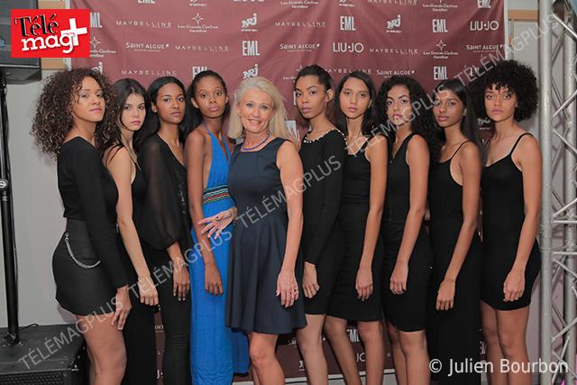 Elite model Look Réunion : La Finale