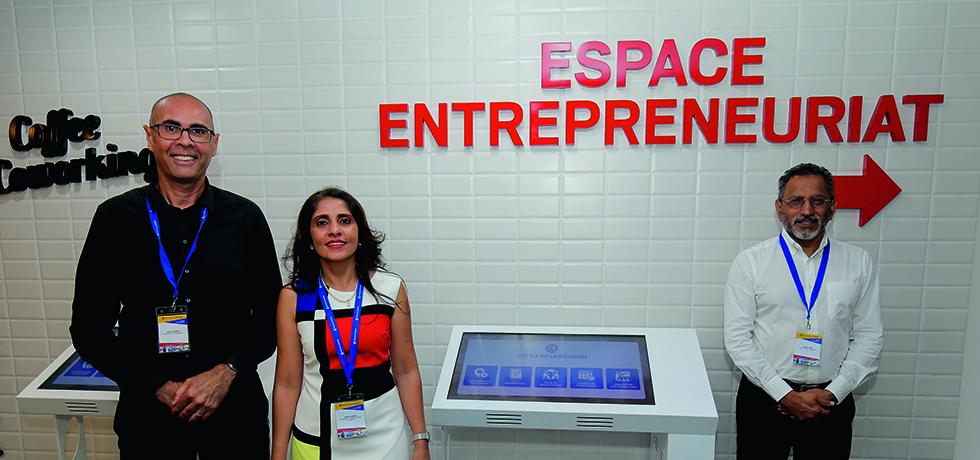 Nouvel espace entrepreneuriat de la CCIR : Un lieu unique pour faciliter la création d'entreprise