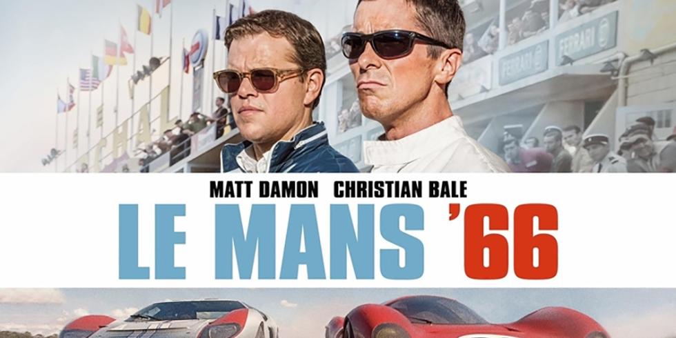 """Cinéma - 50 places à gagner pour """" LE MANS 66 """" avec le réseau ICC"""
