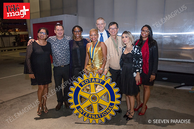 Rotary Fleurebo : Soirée