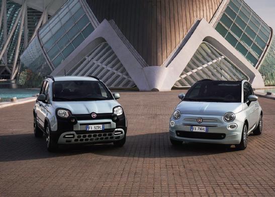 Fiat 500 et Panda