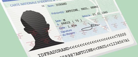 La carte d'identité passera au format numérique en 2021