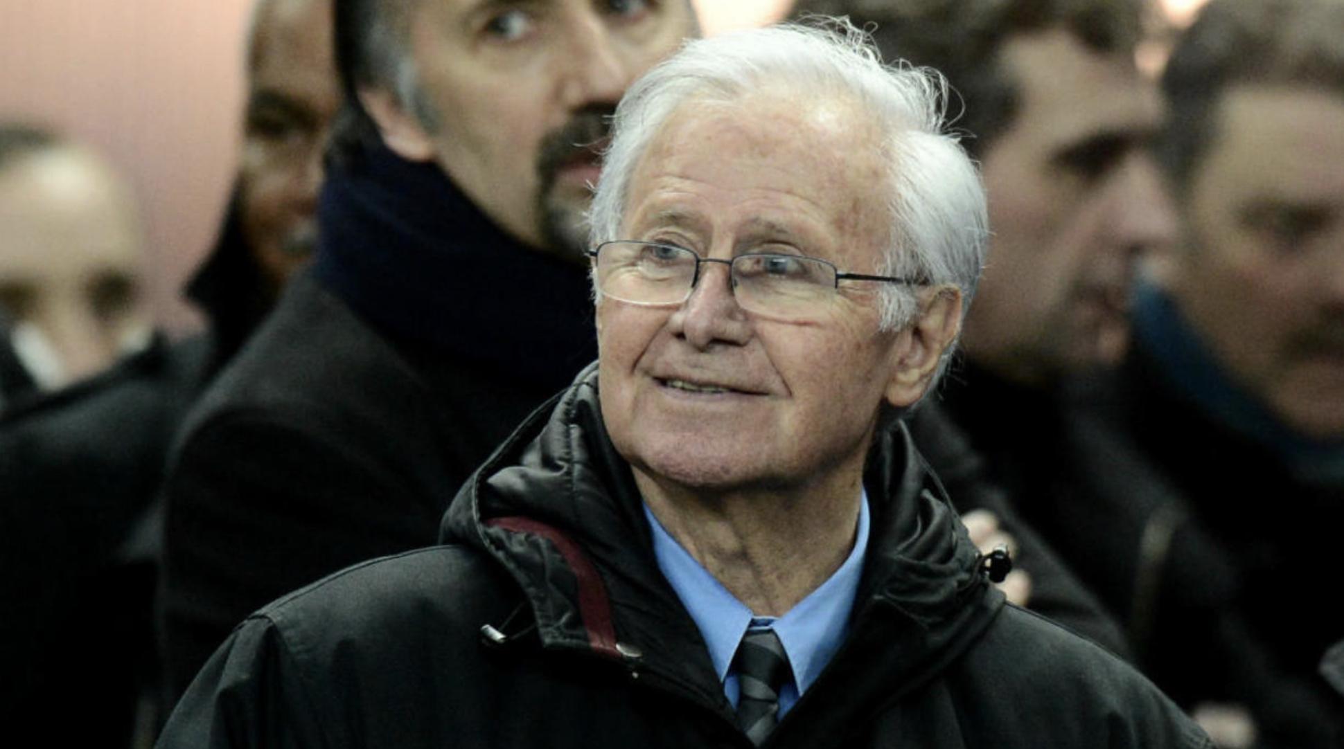 Michel Hidalgo, emblématique sélectionneur de l'équipe de France de football, est mort