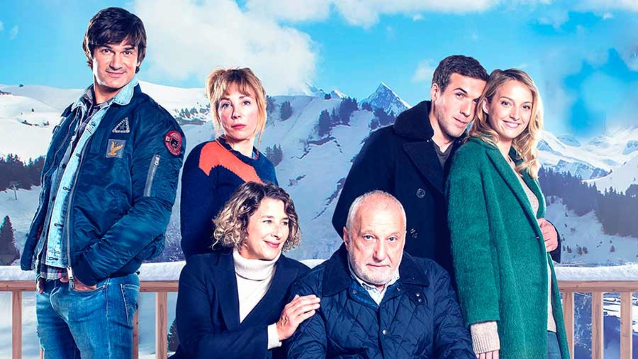 Série du week-end : Les Chamois saison 1 - Episode 3&4 à partir de 10:01