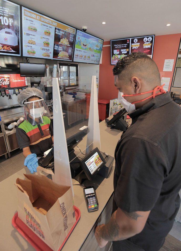 Burger King : remettre l'humain au coeur de notre société