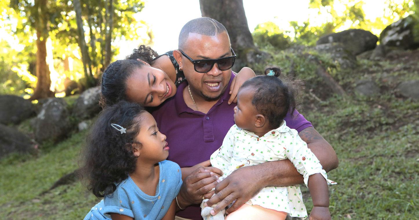 Benjam être Père c'est faire du mieux que l'on peut en donnant le meilleur de nous-même