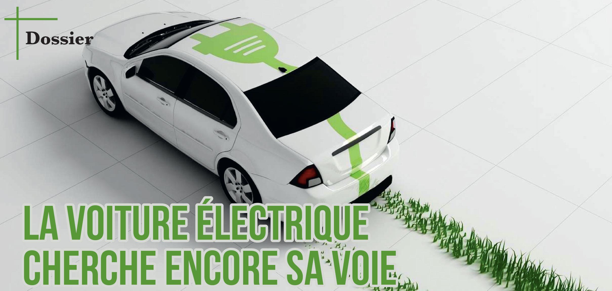 La voiture électrique cherche encore sa voie