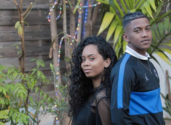 Emmie & K-Rim « A DEUX »