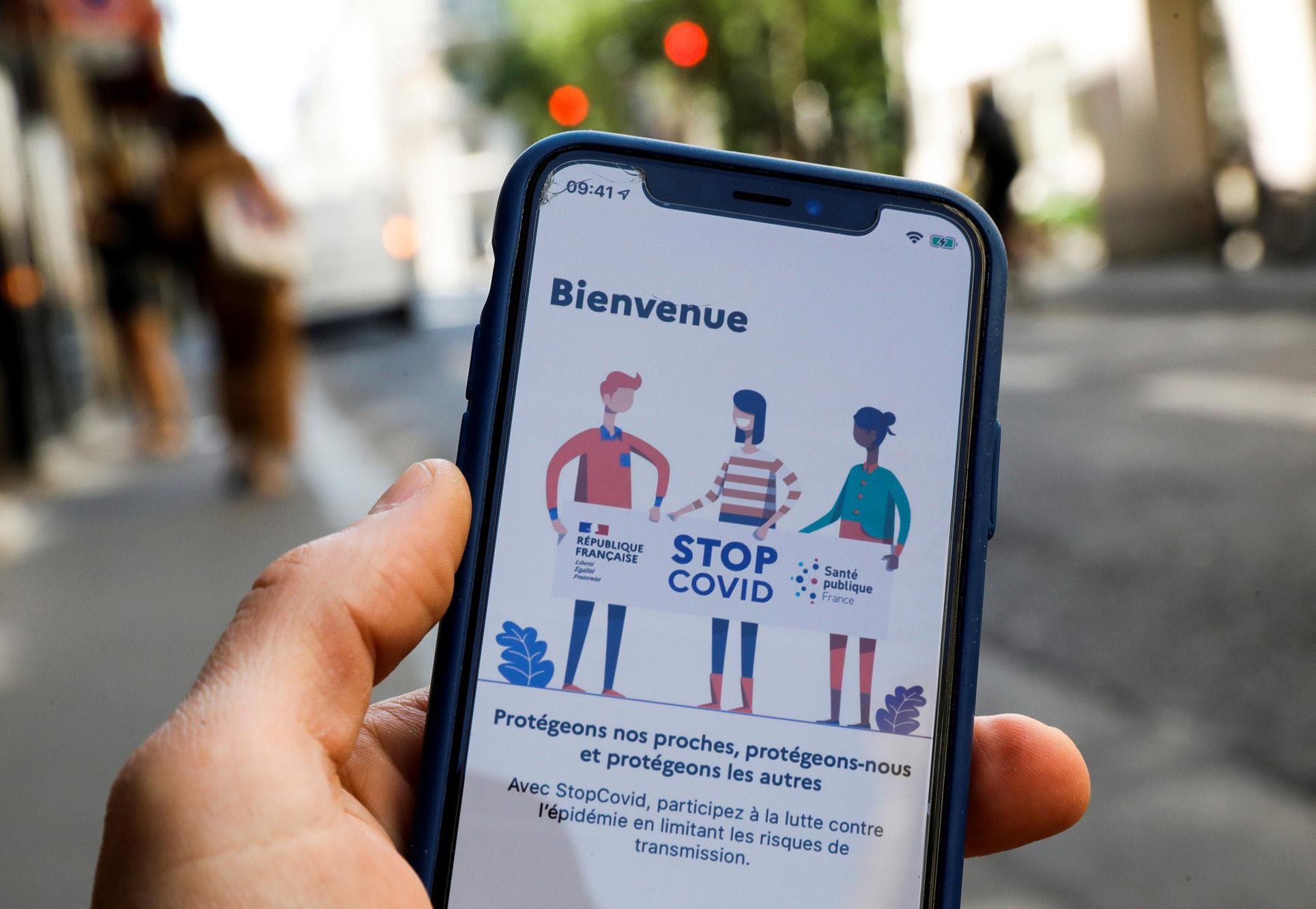 Quel avenir pour l'application stop covid